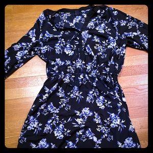 XXL GAP floral dress